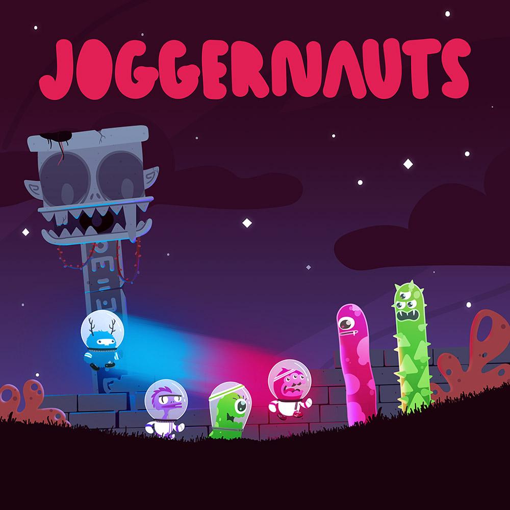 Joggernauts Cooperative Autorunner Puzzle Platformer Steam